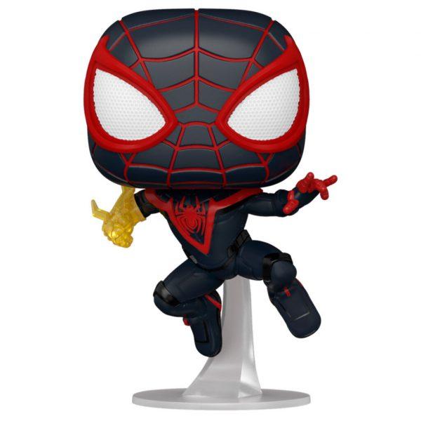 Figura POP Spiderman Miles Morales - Miles Morales Classic Suit