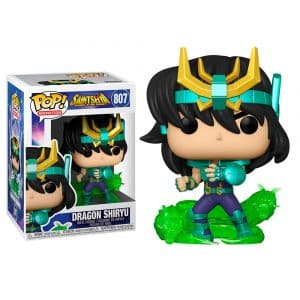 Funko Pop! Dragon Shiryu (Saint Seiya)