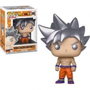 Funko Pop! Goku (Ultra Instinct) (Dragon Ball Z)