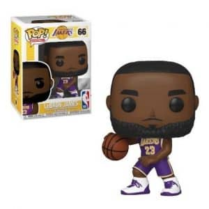 Funko Pop! Lebron James (NBA Lakers)