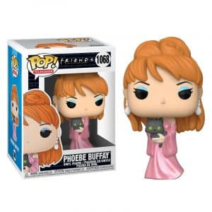 Funko Pop! Phoebe Buffay (Gato) (Friends)