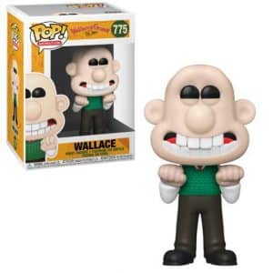 Funko Pop! Wallace [Wallace & Gromit]