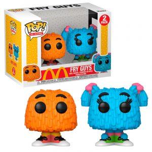 Pack 2 Funko Pop! Fry Guy [McDonalds]