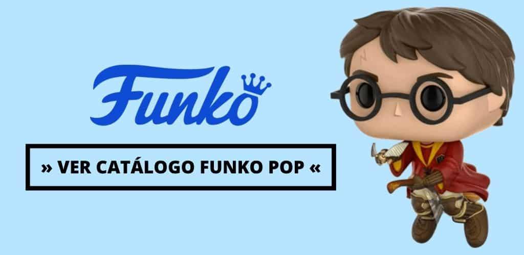 Catálogo Funko Pop!