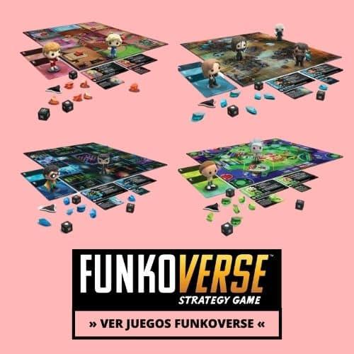Juegos de Mesa FunkoVerse