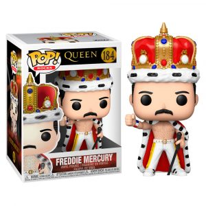 Funko Pop! Freddie Mercury King (Queen)