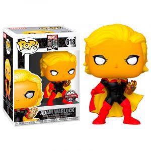 Funko Pop! Adam Warlock Exclusivo (Marvel 80th)