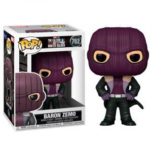 Funko Pop! Baron Zemo (The Falcon and the Winter Soldier)