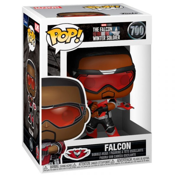 Figura POP Marvel The Falcon and the Winter Soldier Falcon
