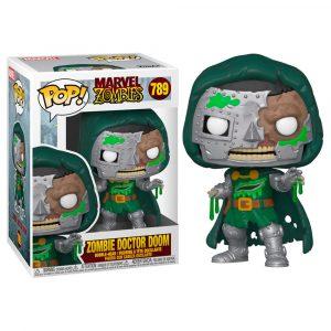 Funko Pop! Zombie Doctor Doom (Marvel Zombies)