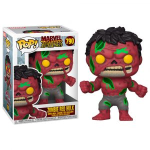 Funko Pop! Zombie Red Hulk [Marvel Zombies]