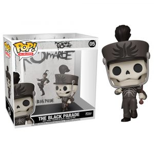 Funko Pop! Albums – The Black Parade [My Chemical Romance]