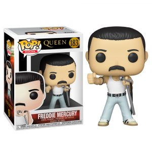 Funko Pop! Freddie Mercury Radio Gaga (Queen)