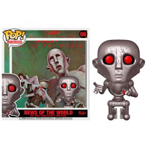 Funko Pop! Albums – News of the World [Queen]