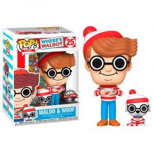 Funko Pop! Waldo & Woof