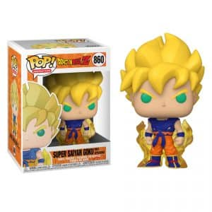 Funko Pop! Super Saiyan Goku First Appearance (Dragon Ball Z)