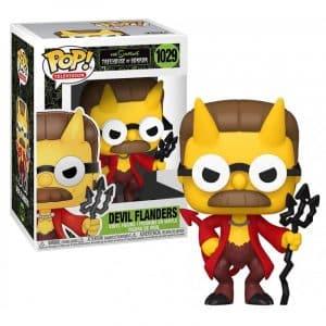 Funko Pop! Devil Flanders (The Simpsons)