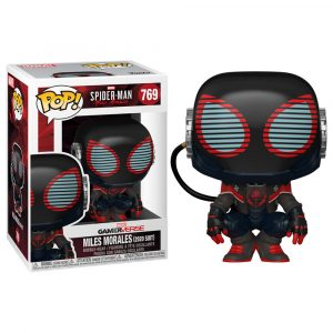 Funko Pop! Miles Morales (2020 Suit)
