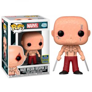 Funko Pop! Wade Wlison (Weapon XI) Exclusivo SDCC 2020 (X-Men)