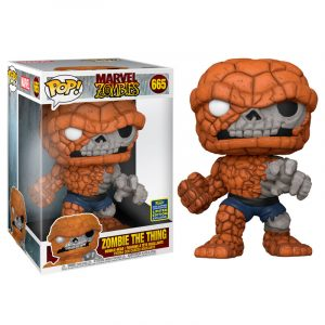 Funko Pop! The Thing 10″ (25cm) Exclusivo SDCC 2020 [Marvel Zombies]