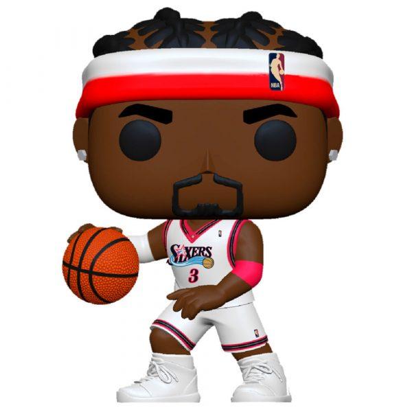 Figura POP NBA Legends Allen Iverson Sixers Home