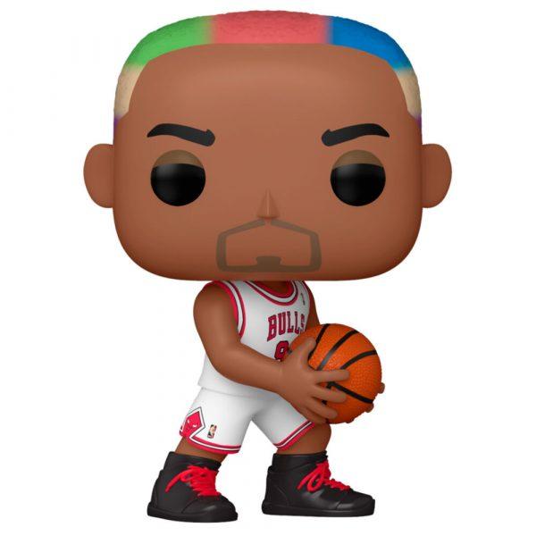 Figura POP NBA Legends Dennis Rodman Bulls Home