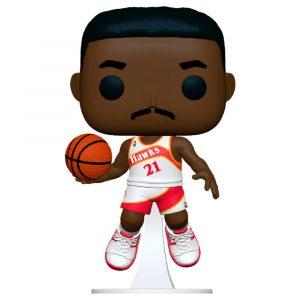 Funko Pop! Dominique Wilkins (Hawks Home) (NBA Legends)