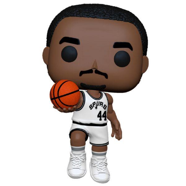 Figura POP NBA Legends George Gervin Spurs Home Spurs Home