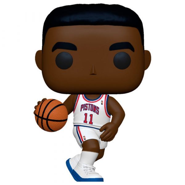 Figura POP NBA Legends Isiah Thomas Pistons Home