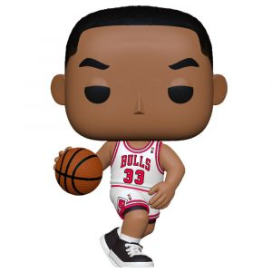 Funko Pop! Scottie Pippen (Bulls Home) (NBA Legends)