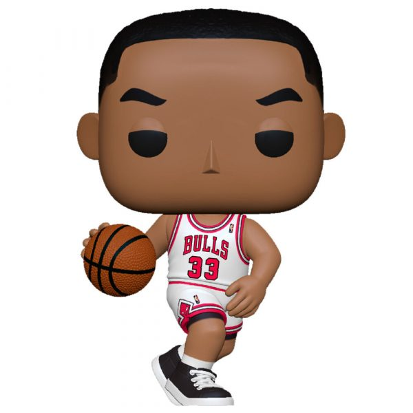 Figura POP NBA Legends Scottie Pippen Bulls Home