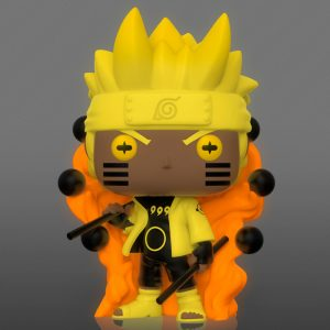 Funko Pop! Naruto Uzumaki (Six Path Sage) GITD