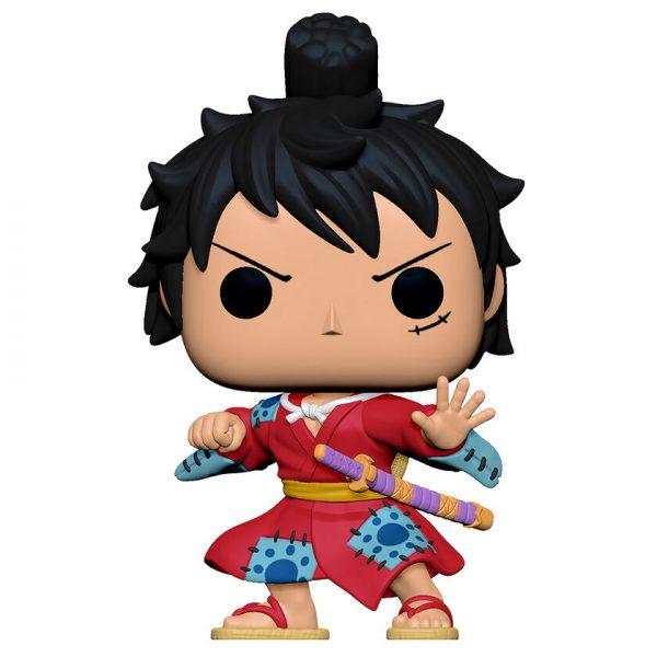 Figura POP One Piece Luffy in Kimono