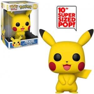 Funko Pop! Pikachu 10″ (25cm) (Pokémon)