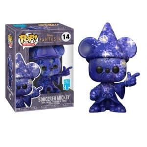 Funko Pop! Sorcerer Mickey Artists Series #1 (Fantasia)