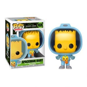 Funko Pop! Spaceman Bart (The Simpsons)