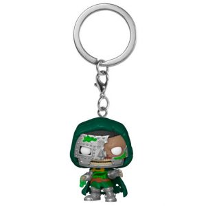 Llavero Pop! Dr. Doom (Marvel Zombies)