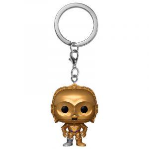 Llavero Pop! C-3PO [Star Wars]