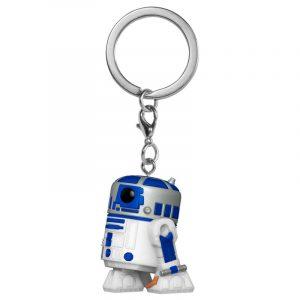Llavero Pop! R2-D2 [Star Wars]