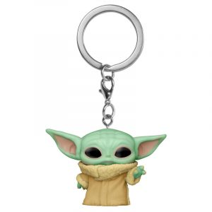 Llavero Pop! Yoda The Child (Star Wars: The Mandalorian)