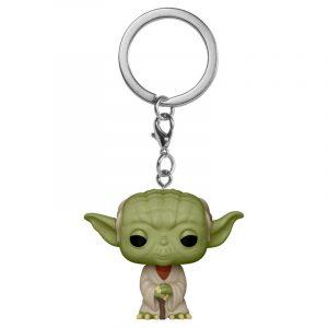 Llavero Pop! Yoda [Star Wars]