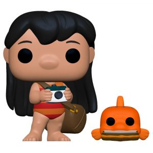 Funko Pop! Lilo with Pudge (Lilo & Stitch)