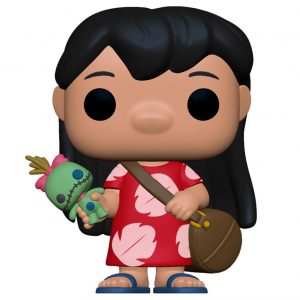 Funko Pop! Lilo with Scrump (Lilo & Stitch)
