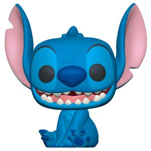 Funko Pop! Smiling Seated Stitch (Lilo & Stitch)