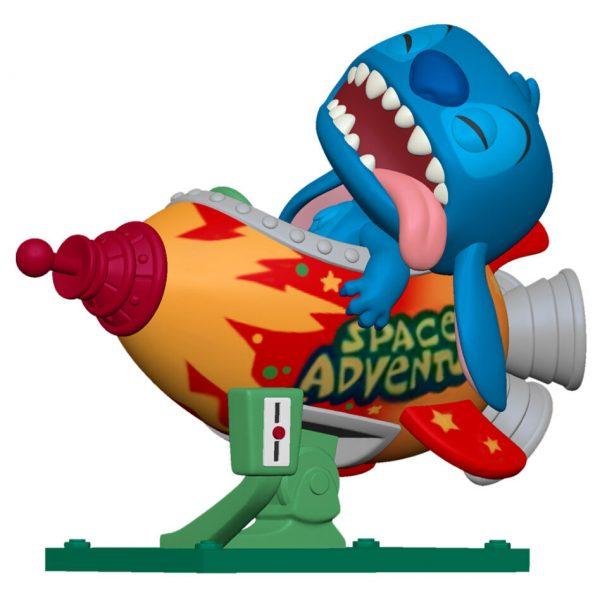 Figura POP Disney Lilo and Stitch - Stitch in Rocket