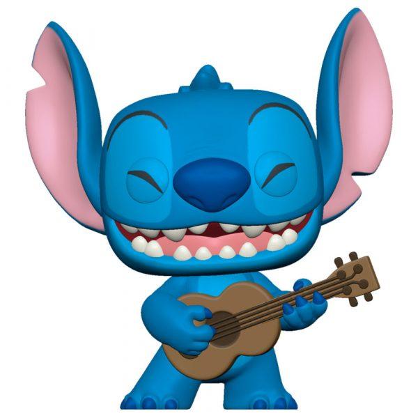 Figura POP Disney Lilo and Stitch - Stitch with Ukelele