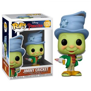 Funko Pop! Jiminy Cricket (Tattered) (Pinocho)