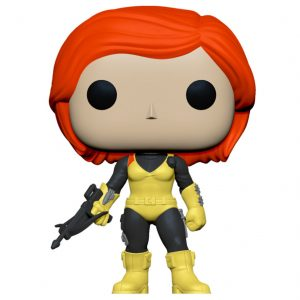 Funko Pop! Scarlett (G.I. Joe)