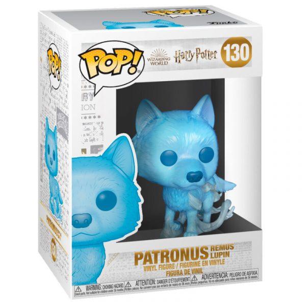 Figura POP Harry Potter Patronus Lupin