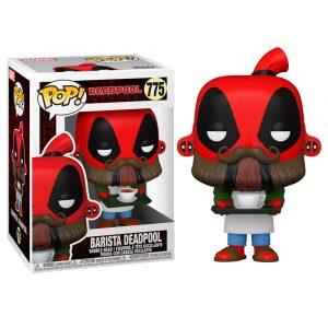 Funko Pop! Barista Deadpool